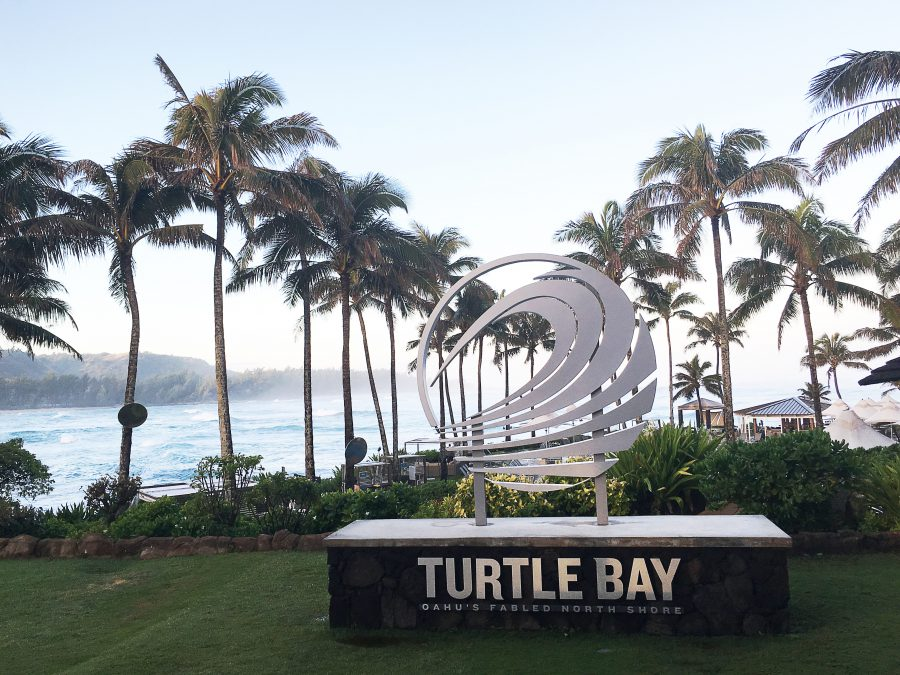 Turtle Bay, Wanderlust Oahu 2016
